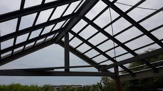 โครงสร้างหลังคาเหล็ก