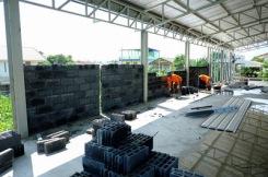 งานก่อฉาบผนังก่อสร้างโกดัง (6)