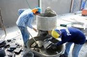 งานก่อฉาบผนังก่อสร้างโกดัง (7)