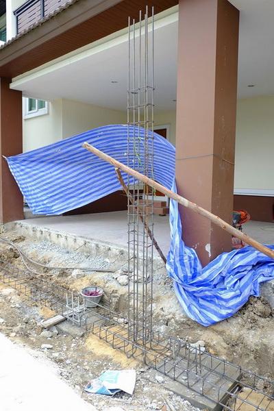 งานซ่อมรั้วทรุดกำแพงเอียง (5)