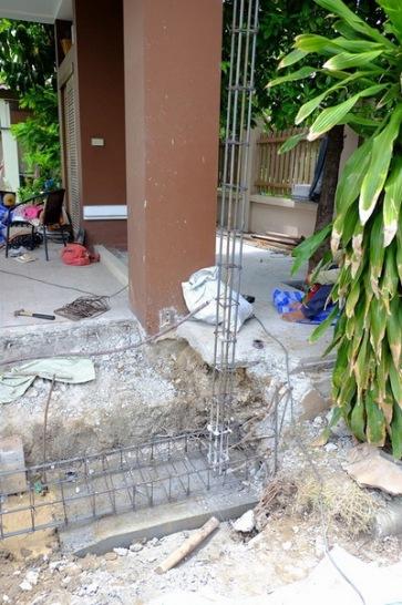 งานซ่อมรั้วทรุดกำแพงเอียง (6)
