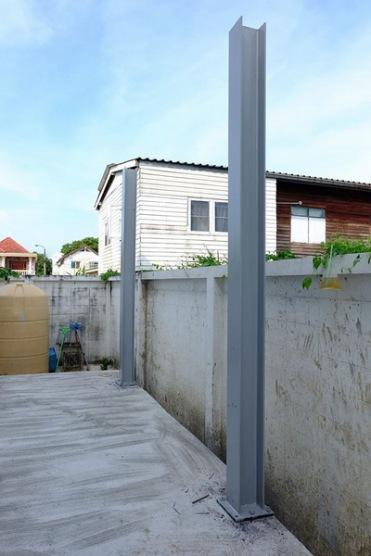 ก่อสร้างบ้านโครงสร้างเหล็ก (2)