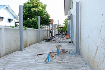ก่อสร้างบ้านโครงสร้างเหล็ก (3)