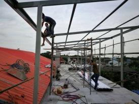 สร้างบ้านโครงสร้างเหล็ก (4)