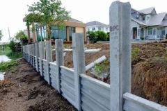 ก่อสร้างเขื่อนกำแพงกันดินริมคลอง (2)