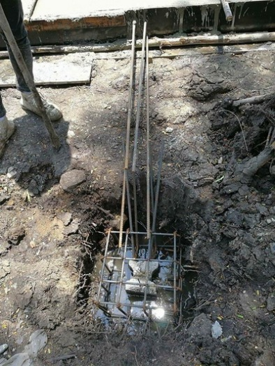 เทคานก่อสร้างเขื่อนกำแพงกันดิน (3)